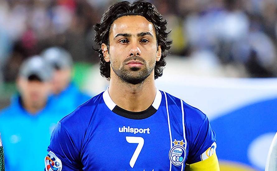 Farhad Majidi Bids Farewell to Soccer