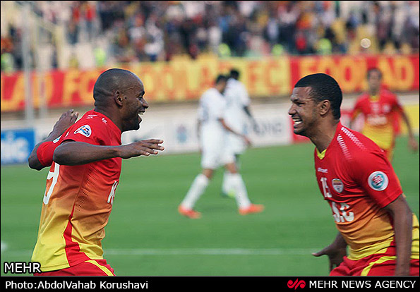 AFC Champions League: Foolad vs El-Jaish