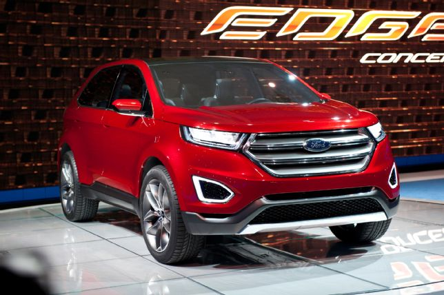 2015 Ford Edge Features, Technical Specifications and Fuel Economy Revealed, Launch Date Still Under Wraps!