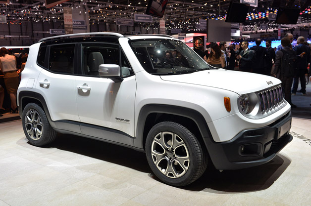 Will the Jeep Renegade Beat Its Competition in the Off-Road Department