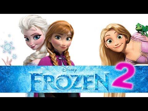 """Frozen 2"" Finally Officially Confirmed by Idina Menzel"