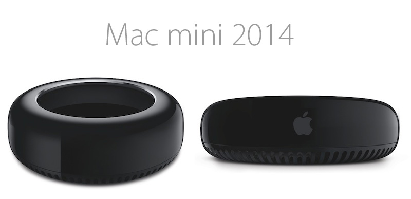 Apple Rumored to Launch Mac Mini 2014 by 21st October