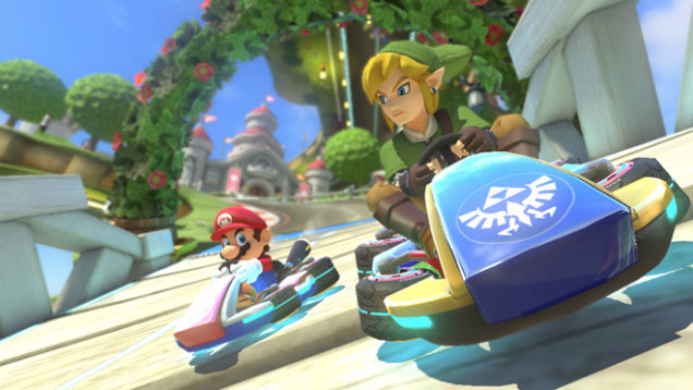 Mario Kart 8 DLC Features New Tracks, Cars and Yoshi's Circuit!