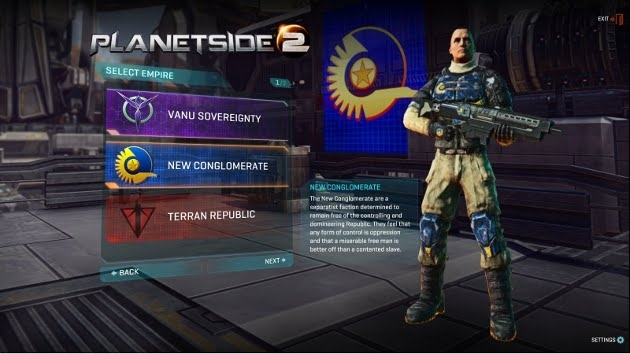 SOE Remains Reluctant Regarding New Information on Planetside 2, Gamers Could Expect a Beta Release at the PlayStation Experience Event