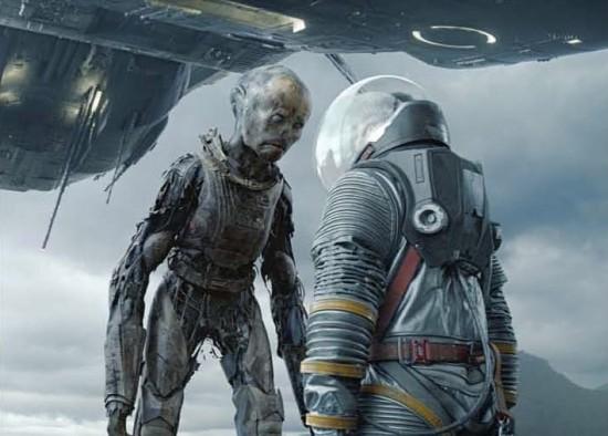 Noomi Rapace Drops Hints Regarding Prometheus 2's Plot, IMDB Indicates a 4th March 2016 Release