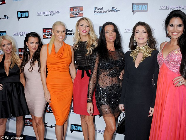 Drama to be seen in Real Housewives of Beverly Hills Season 5: Source