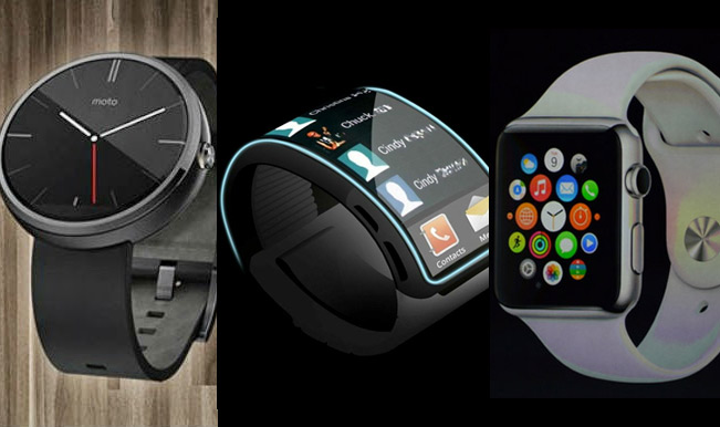 Samsung Galaxy Gear S vs. Motorola Moto 360 vs. Apple iWatch: The Big Three of 2014