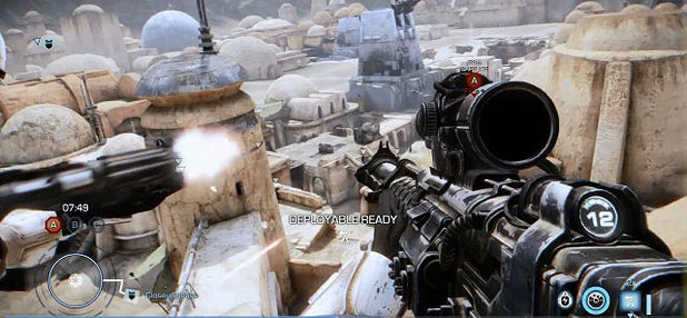 Star Wars Battlefront 3: Pre-Alpha Footage Leaked, Additional Speculations Surface from DICE!