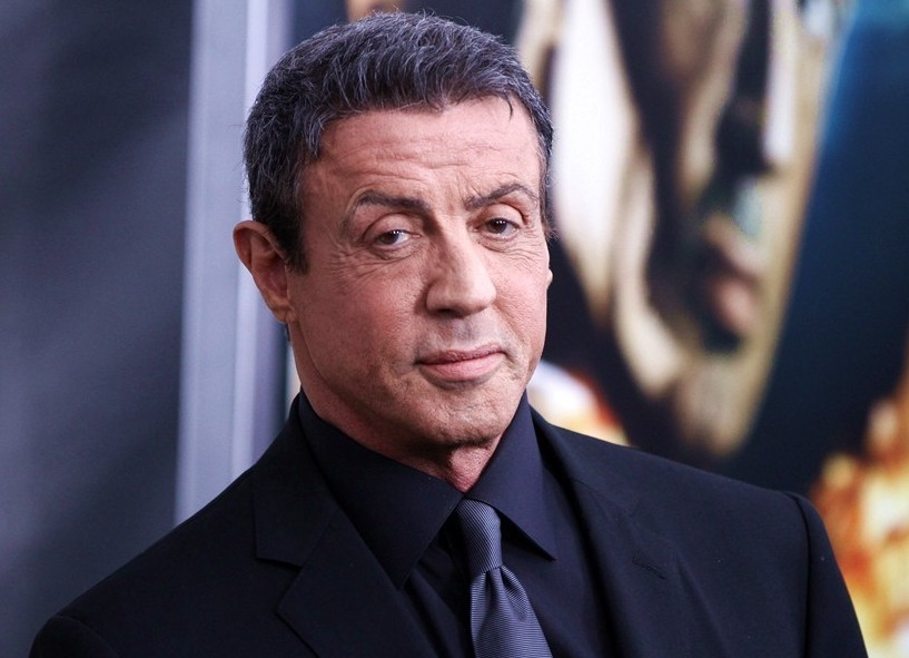 Stallone is well known...