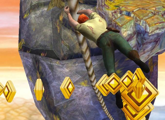 NFL Players Arriving To Temple Run 2!