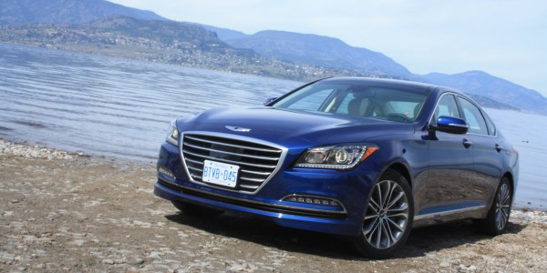 2015 Hyundai Genesis Seeing Favorable Reception with Awards and Nominations!