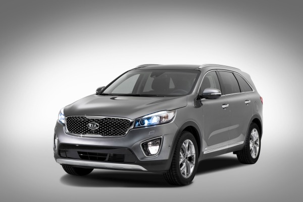 2016 Kia Sorento Wows Audiences at its US Debut!