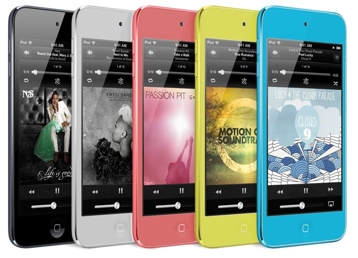 Apple iPod Touch 6th Generation to Roll Out with the New ...