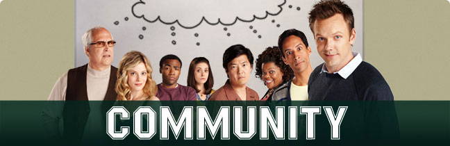 Community season 6 cast parties for episode 100 chevy for Community tv show pool episode