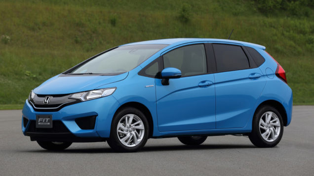 2015 Honda Fit Makes It to the AUTOMOBILE All-Star List!