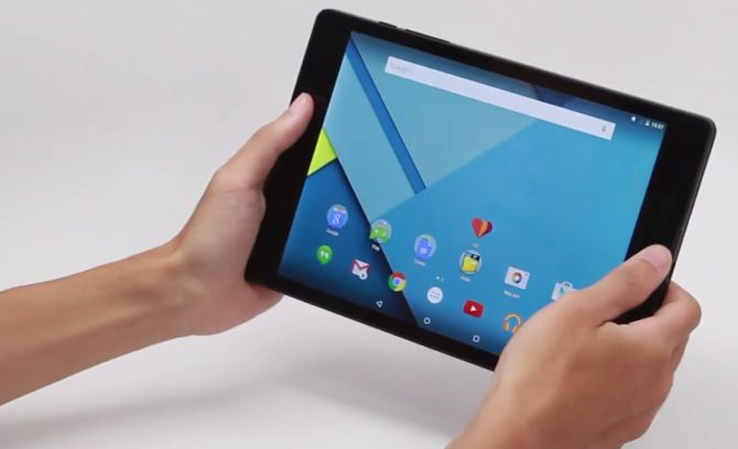 Google Nexus 9 News and Updates, Release Date, the List of Devices Receiving it