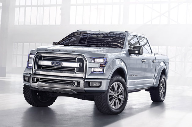 the evolution of the 2015 ford f 150 over the years. Black Bedroom Furniture Sets. Home Design Ideas