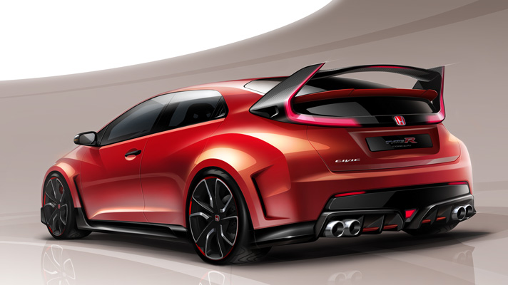 honda civic type r not released in united states master. Black Bedroom Furniture Sets. Home Design Ideas