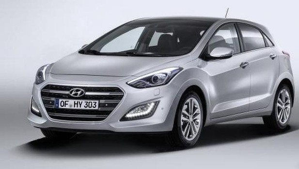 2015 Hyundai i30 Available March 2015 with a New Face, and