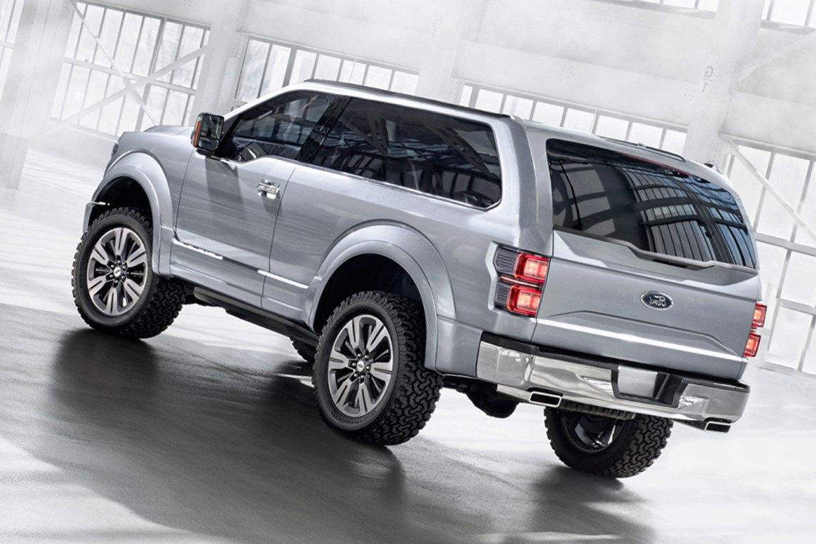 The 2016 Ford Bronco Skips Detroit Auto Show, Possibly Coming to the