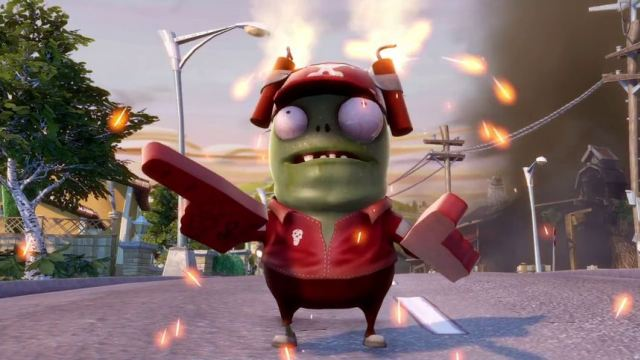 Pro Tips For Plants Vs Zombies Garden Warfare Free Titles Available For Playstation Users