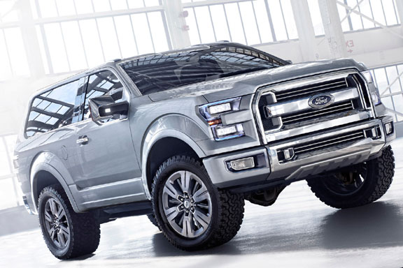 2016 Ford Bronco Coming Out From Hiatus After 20 Years