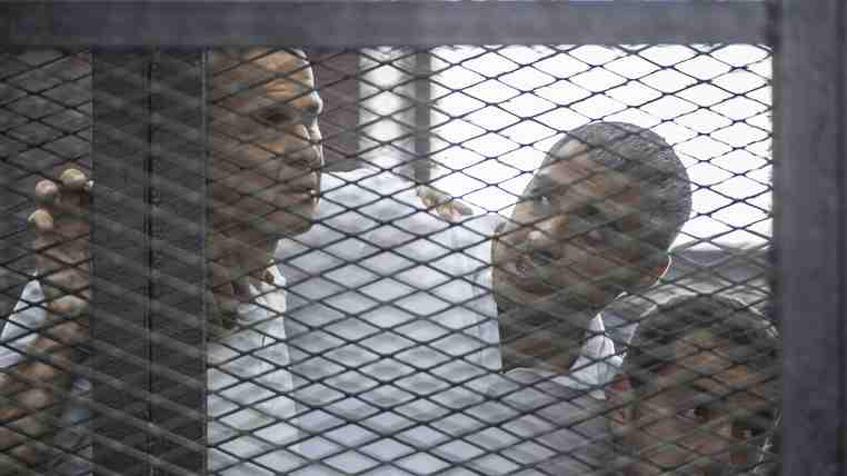 Retrial Gives Jailed Al-Jazeera Journalists Hope for the New Year!