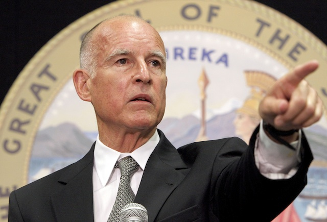 Jerry Brown Plans For His Last Term As Governor!