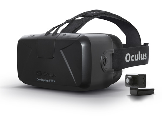 Oculus Rift Gives Gamers a Generation Leap Forward in Having a New Way of Playing Video Games