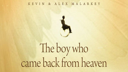 THE BACK CAME HEAVEN FROM BOY WHO