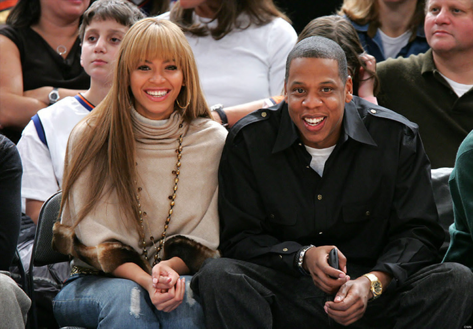 and beyonce z Jay