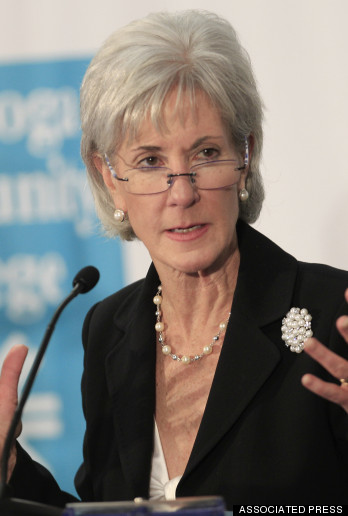 Kathleen Sebelius Doesn't Agree with Governor Sam Brownback's Plans for Kansas!