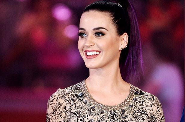 Katy Perry Teases Music Comeback by Leaving Music Disco Ball Chains for Fans!