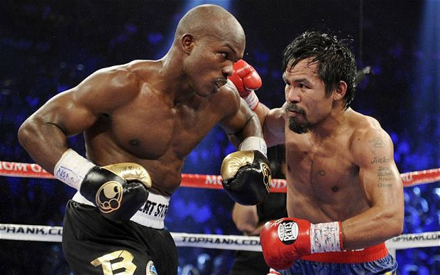 Manny Pacquiao vs. Floyd Mayweather Fight:  A 67-33 Purse Split in Favor of Money Should Make the Bout Happen!