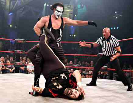 WWE Royal Rumble 2015: Sting Won't Be in the Event