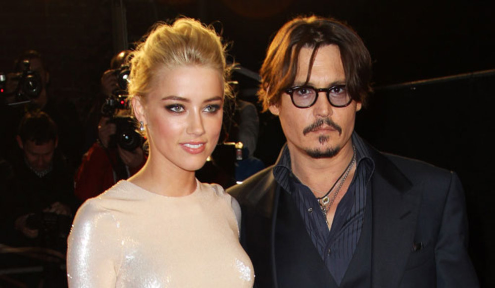 Johnny Depp and Amber Heard Part Ways Just 15 Months After Their Marriage!