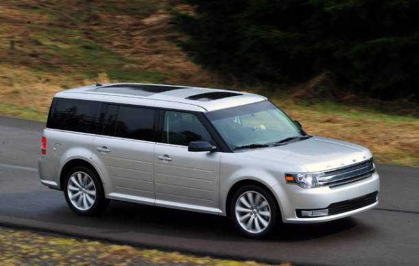 the 2015 ford flex makes a bold statement as a crossover. Black Bedroom Furniture Sets. Home Design Ideas