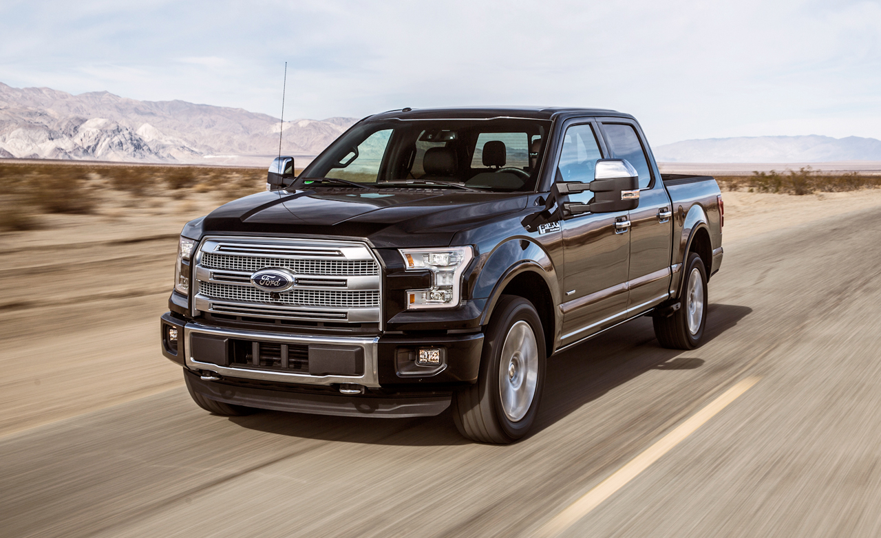 Ford Now Working Overtime To Increase 2015 F 150