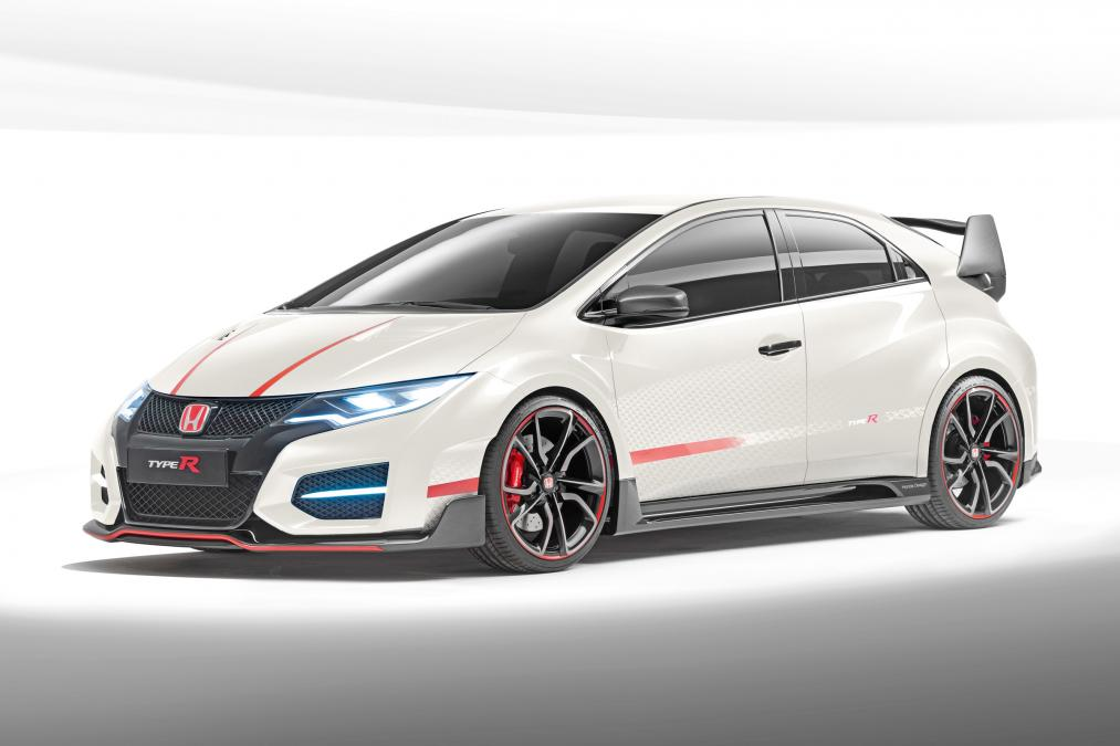 new honda civic type r is world s fastest front wheel. Black Bedroom Furniture Sets. Home Design Ideas