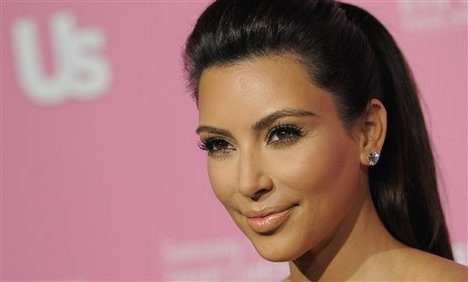 Kim Kardashian Changes Name