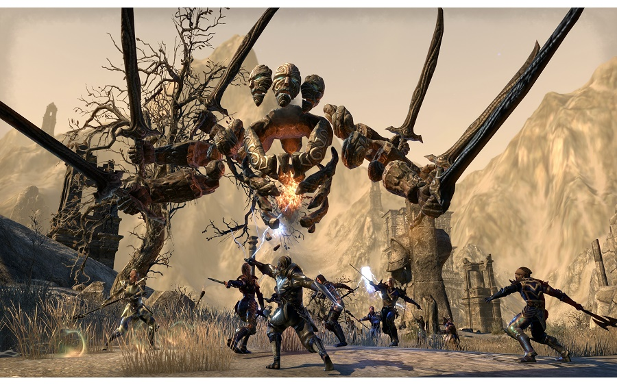 The Elder Scrolls 6' to Feature the Return of Dragons from 'The ...