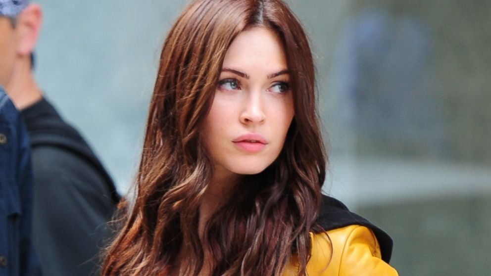 Megan Fox Keeping Herself Preoccupied with Filming of 'Teenage ... Megan Fox
