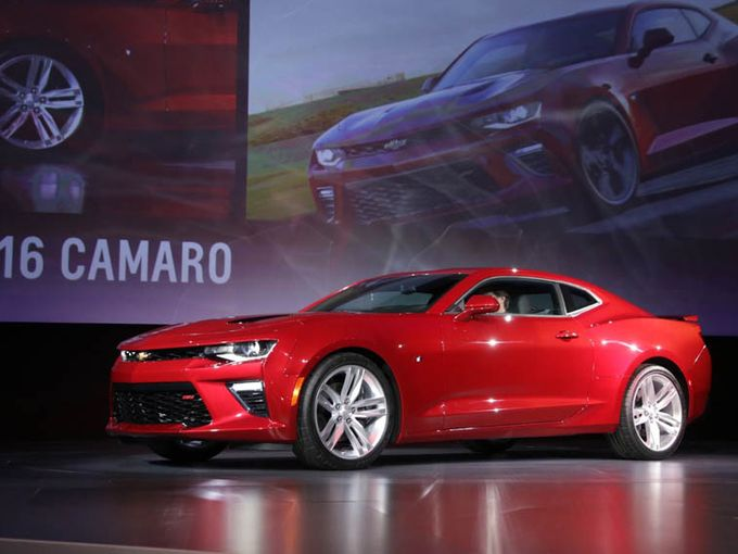 2016 Chevrolet Camaro Coupe Configurations >> 2016 Chevrolet Camaro High Performance Variants Coming Out Soon - Master Herald
