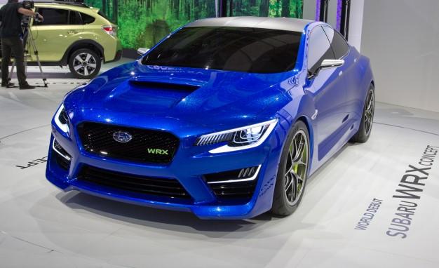2016 Subaru WRX is Still Very Much a Sports Car That Looks Like a ...