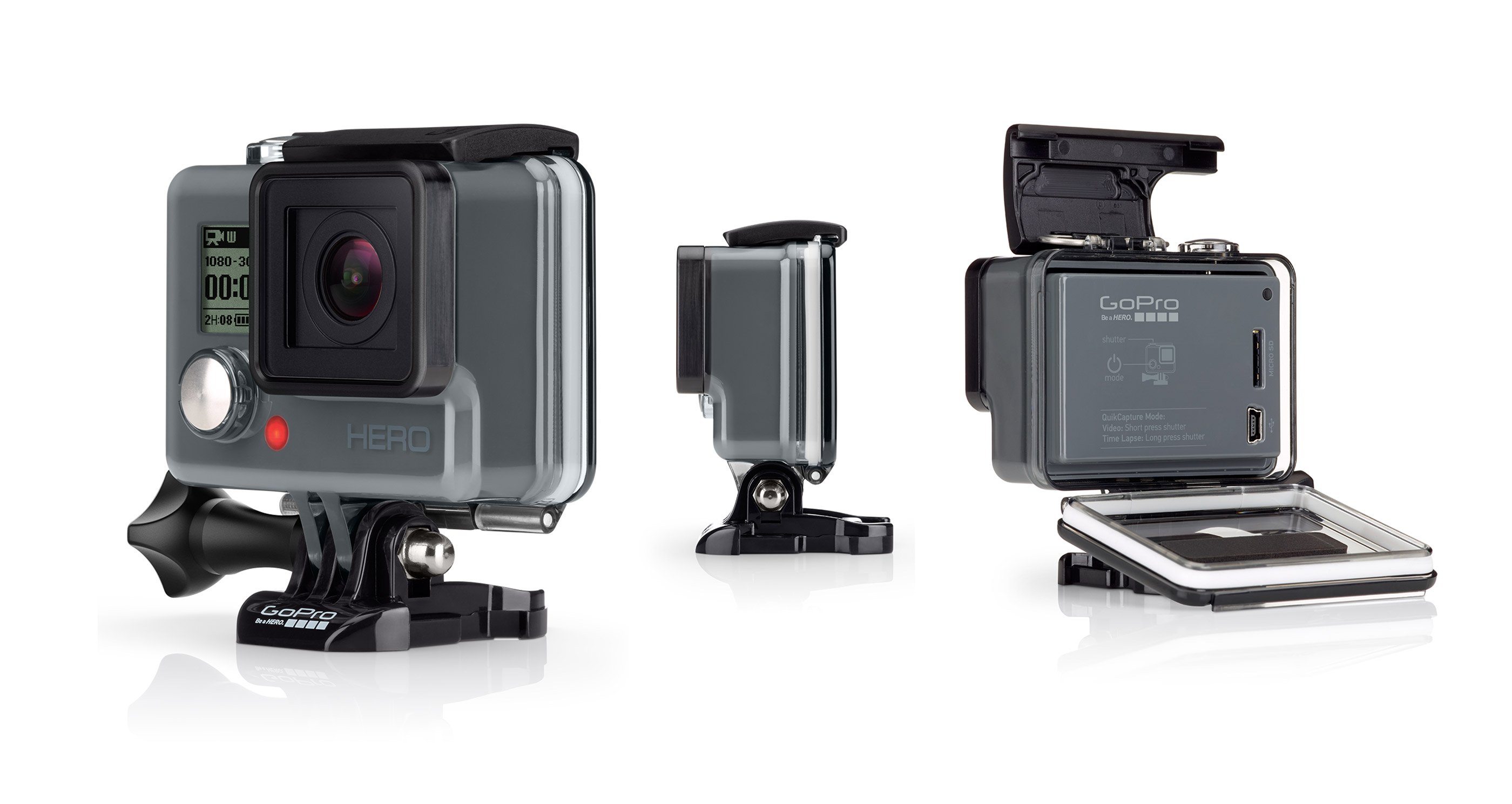 GoPro Hero 5 to Become the Most Powerful Videographic Camera in the