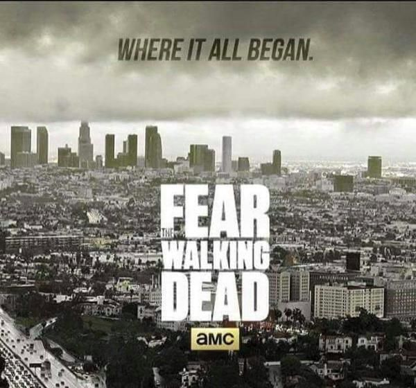Fans Worry of Less Eerie Zombies in 'Fear the Walking Dead ...