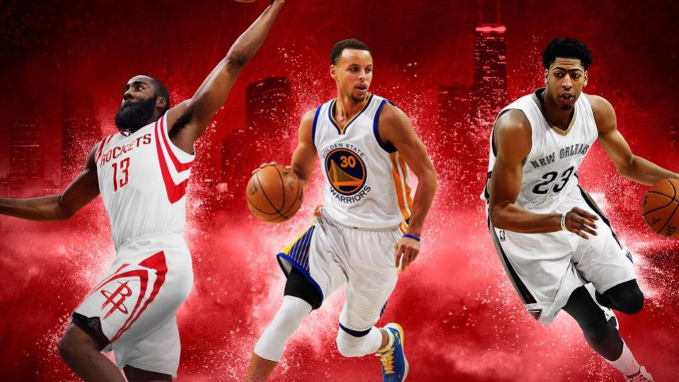 'NBA 2K16' Getting Intense Promotion as the Playoffs Culminates with the NBA Finals This Week!