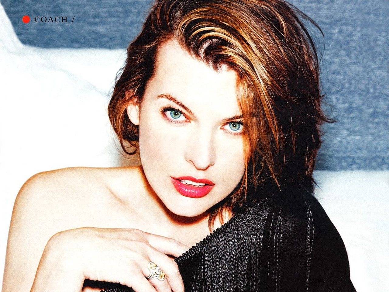 Milla Jovovich Goes Mountain Hiking to Further Get Back in Form for ...