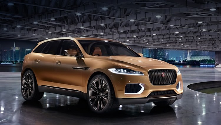 2017 Jaguar F-Pace Drives Nicely as it Looks; Features Superb Handling for a Tall SUV