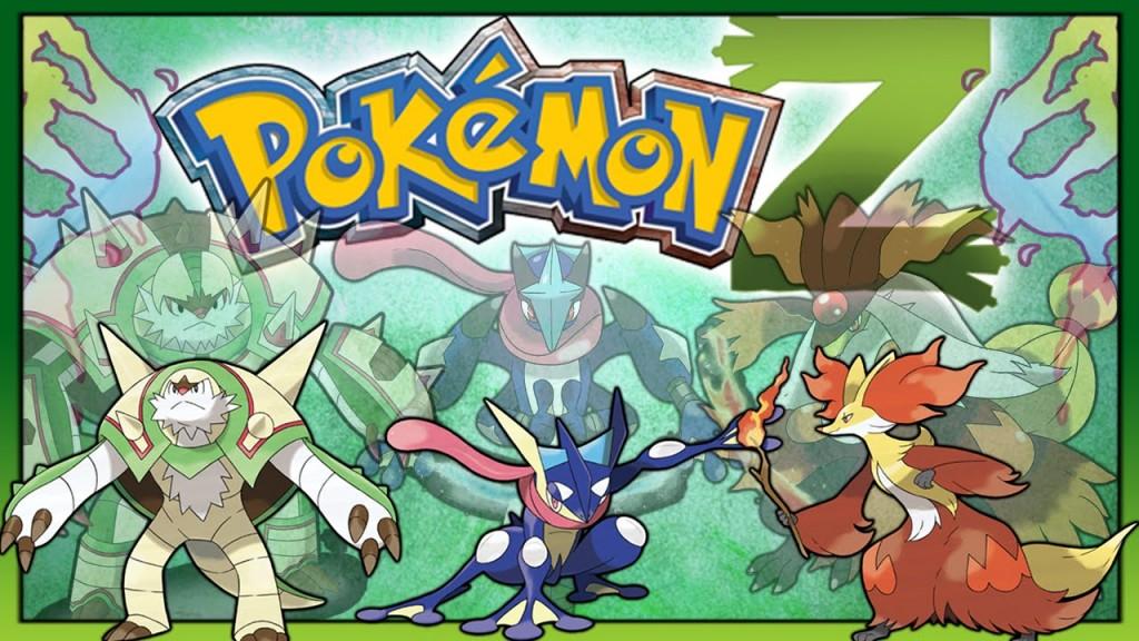 Pokemon z release date